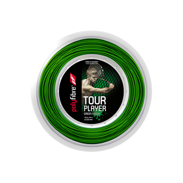 TOUR PLAYER GREEN TOUCH 1.23 REEL